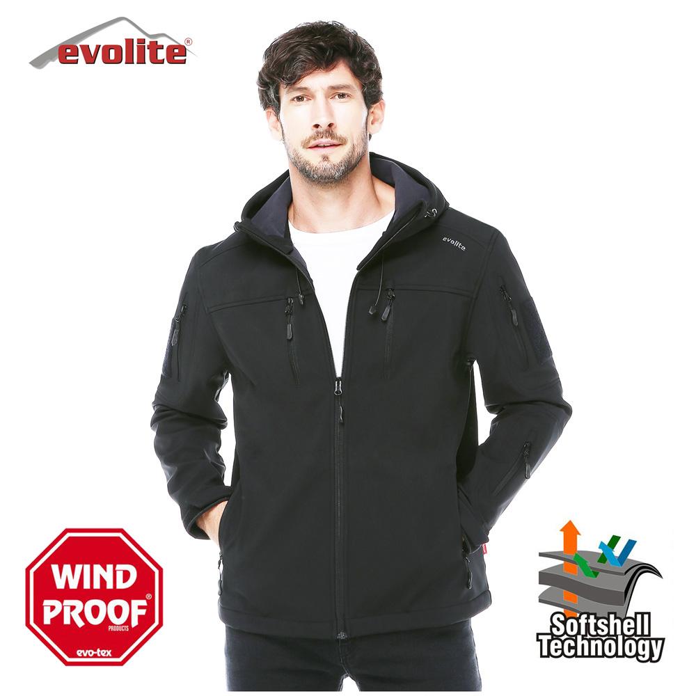 Evolite Combat Softshell Jacket