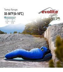 Evolite Alfa Sleeping Bag 0ºC